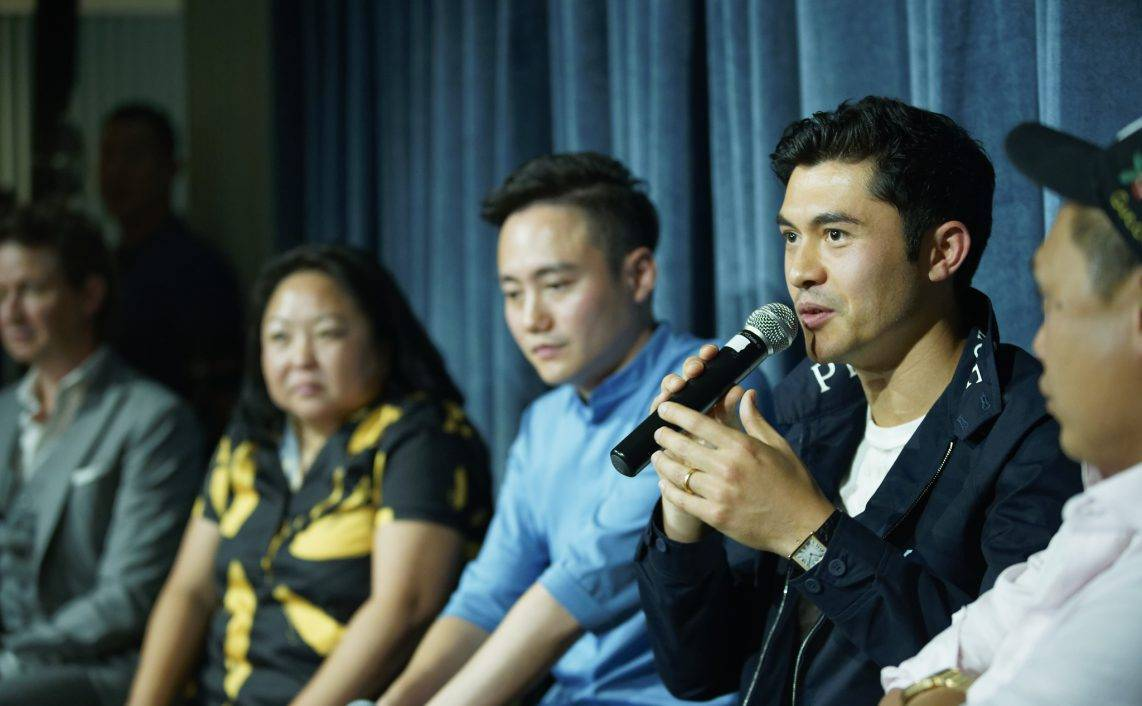 Crazy Rich Asians: Panel Discussion with Cast and Crew